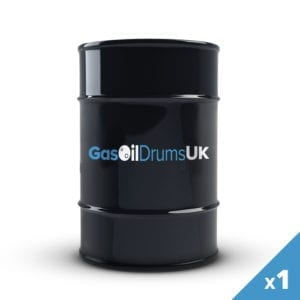 1 Gas Oil Drum